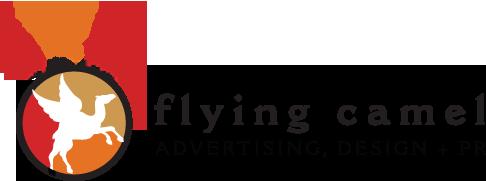 Flying Camel - Advertising, Design + PR